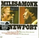 Miles & Monk At Newport / 180gr. -mono-