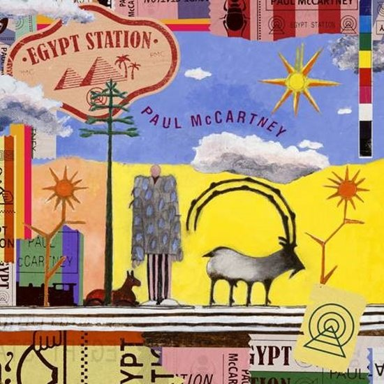 Egypt Station (+ 2 Bonustracks)