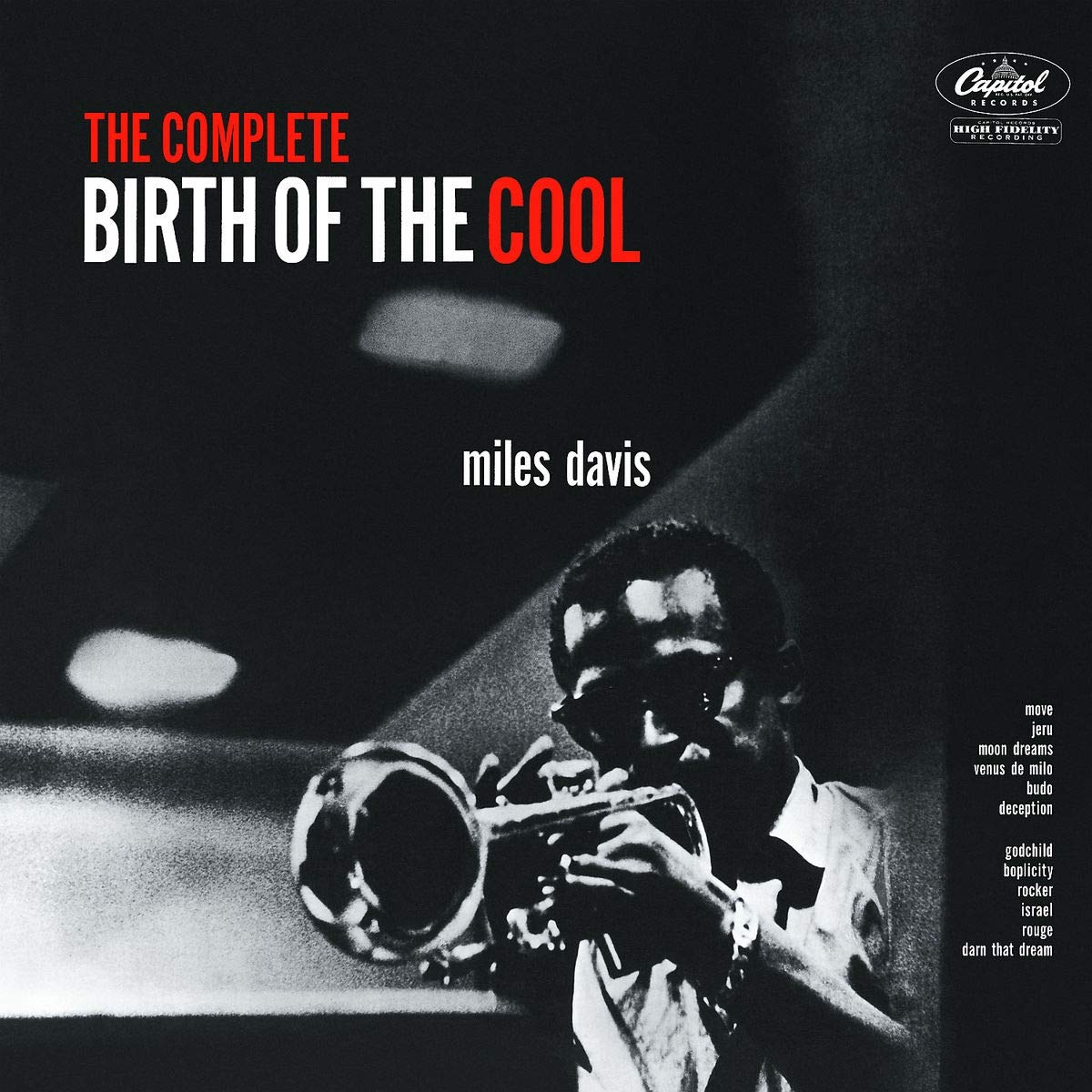 The Complete Birth Of Cool (reissue