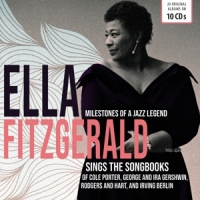 Ella Sings The Songbooks Of...