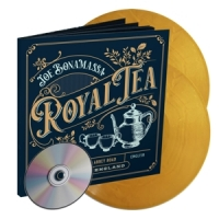 Royal Tea -earbook-