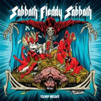 Sabbath Fleddy Sabbath / Splatter -lp+cd-