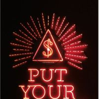 Put Your Money On Me / Transparent Red Vinyl-coloured