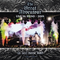 Great Adventour - Live In Brno 2019 / 2cd+2blry -ltd-