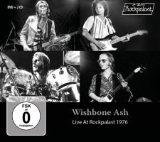 Live At Rockpalast 1976 / 2cd+dvd