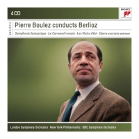 Conducts Berlioz