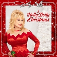 A Holly Dolly Christmas / Opaque Red Vinyl -coloured-