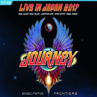 Escape & Frontiers (live In Japan/2cd + Blu Ray)