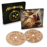 Helloween -limited Mediaboek-