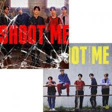 Shoot Me: Youth Part 1 -cd+book-