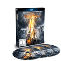 Symphonic Terror - Live At Wacken 2017 / Blry+2cd -ltd-