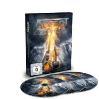Symphonic Terror - Live At Wacken 2017 / Dvd+2cd -ltd-