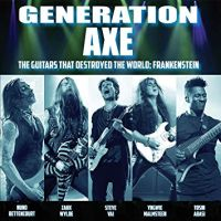 Generation Axe: Guitars The World / Live In China