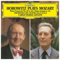 Horowitz Plays Mozart