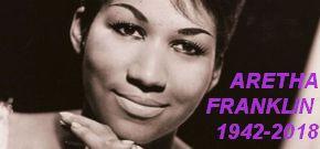 Aretha Franklin overleden