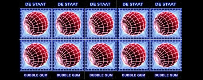 de-staat-bubble-gum-lp-cd-limited-vinyl