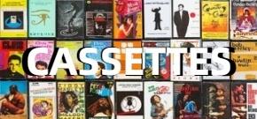 Muziek op CASSETTE