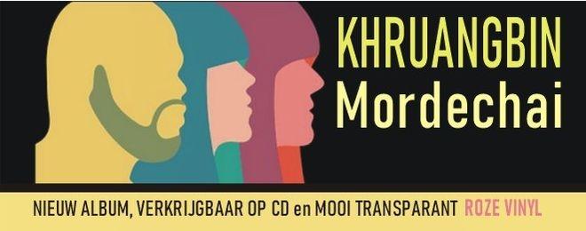 mordechai-khruangbin-album